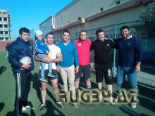 Doug Hawlett in Baku!