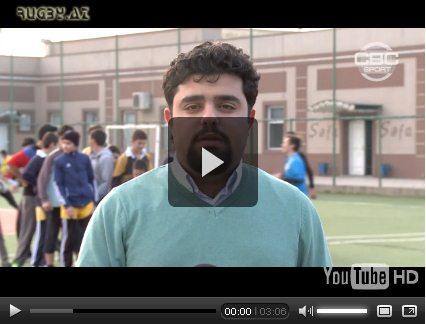 Репортаж телеканала CBC Sport о РК Карабах